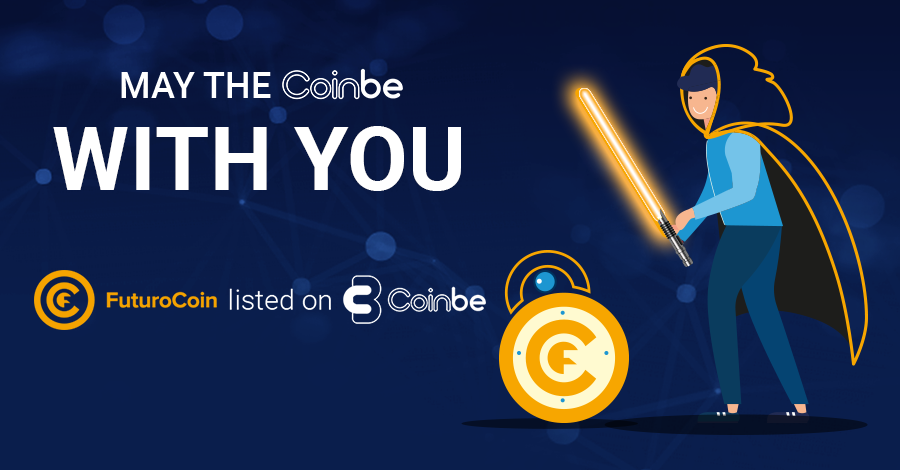 coinbe cryptocurrency exchange
