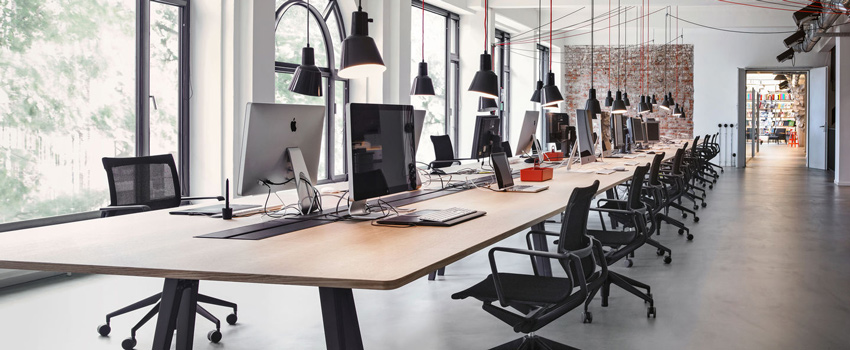 Blockchain and new workplaces